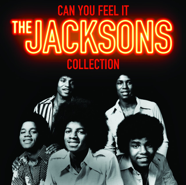 The Jacksons Can You Feel It: The Jacksons Collection album cover