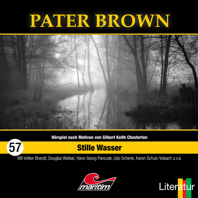 Pater Brown Cover