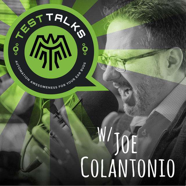 TestTalks on Spotify
