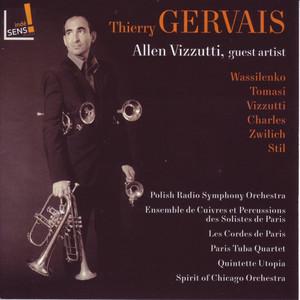 Thierry Gervais Concertos (Grands concertos pour trompette et orchestre)