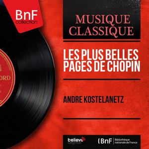Les plus belles pages de Chopin (Mono Version) album