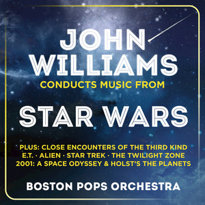 John Williams Conducts Music From Star Wars - John Williams