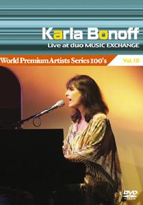 World Premium Artist Series 100's Live at duo Music Exchange vol.10 album