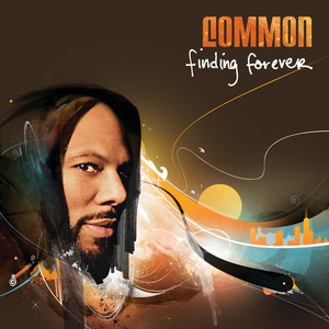 Album cover for Finding Forever by Common