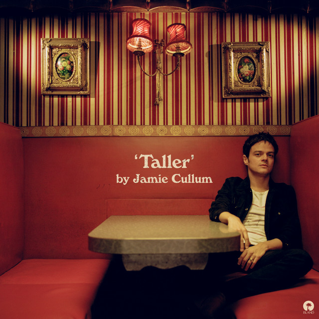 Album cover for Taller by Jamie Cullum