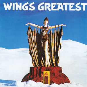 Wings Greatest Albumcover