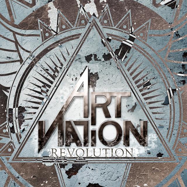 Skivomslag för Art Nation: Revolution