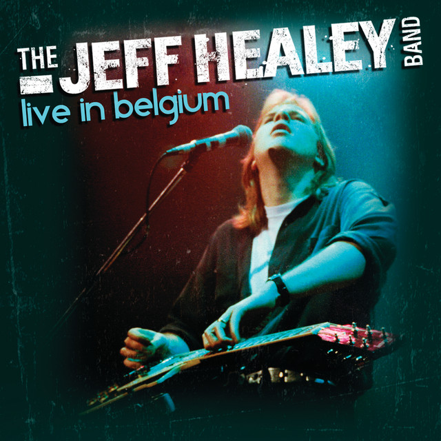 Live In Belgium (Live From The Peer Blues Festival, Peer/1993)