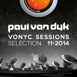 VONYC Sessions Selection 11-2014 (Presented by Paul Van Dyk) Albümü