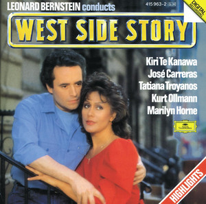 Bernstein: West Side Story - Highlights - Leonard Bernstein
