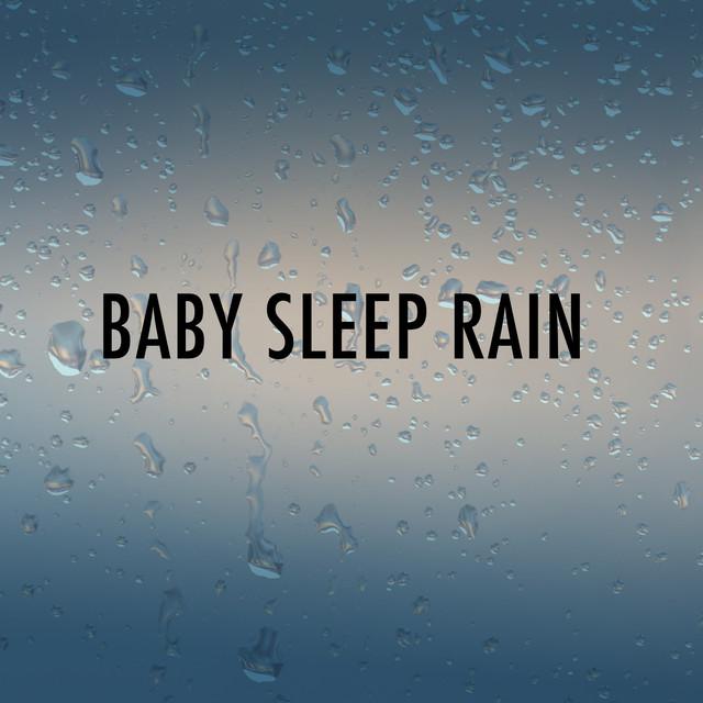 Baby Sleep Rain Albumcover
