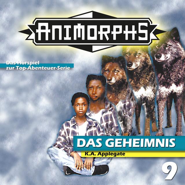 Animorphs Cover