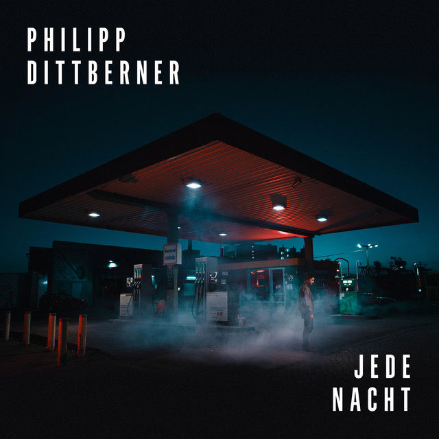 Album cover for Jede Nacht by Philipp Dittberner