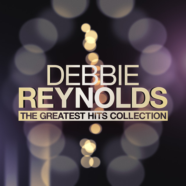 Debbie Reynolds The Greatest Hits Collection album cover
