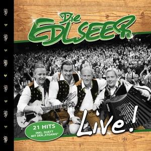 Die Edlseer Live Albumcover