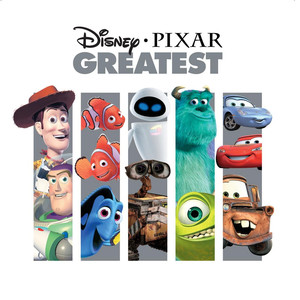 Disney/Pixar Greatest album
