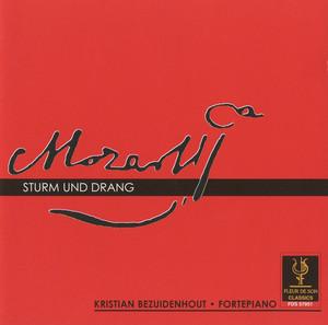 Mozart: Sturm und Drang Albumcover
