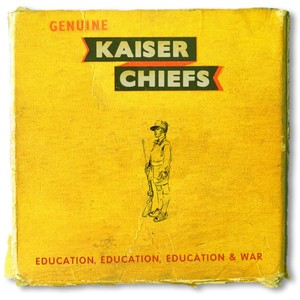 Education, Education, Education & War Albumcover