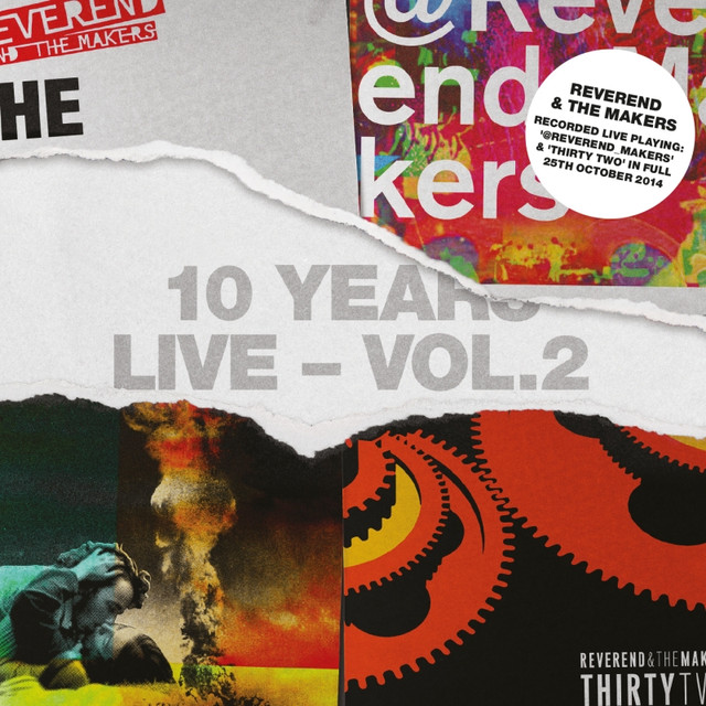 10 Years Live, Vol. 2