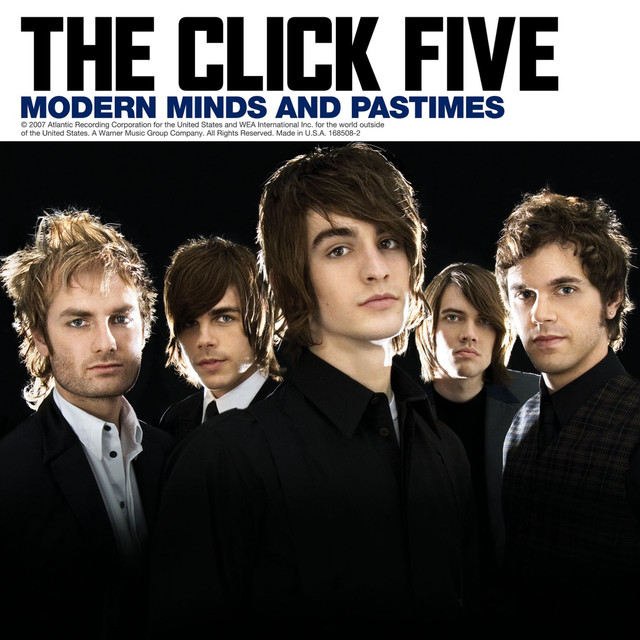 Modern Minds and Pastimes (U.S. Version) by The Click Five