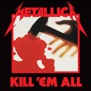 Kill 'Em All Albumcover