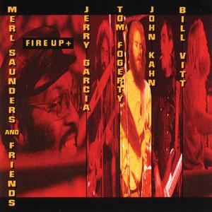 Merl Saunders, Jerry Garcia, Tom Fogerty, John Kahn, Bill Vitt After Midnight cover