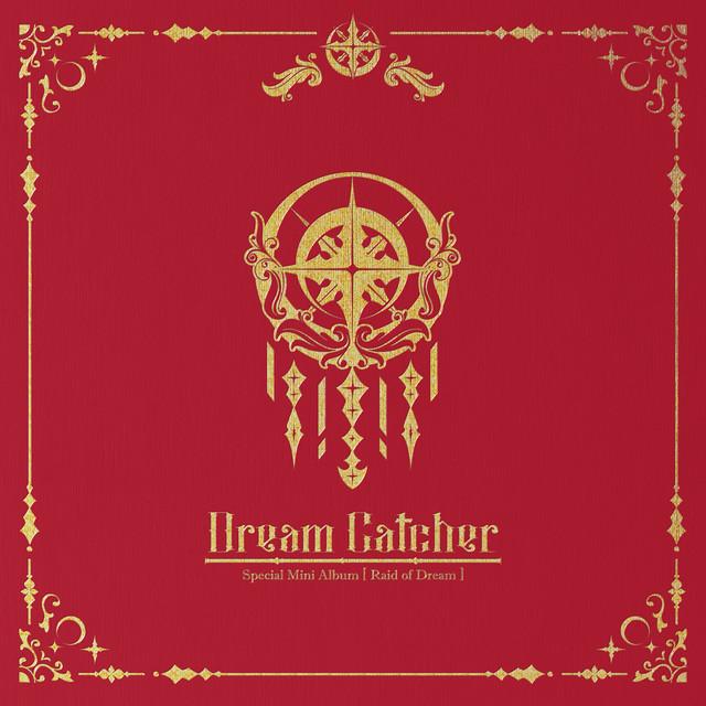 DREAMCATCHER - Raid of Dream cover