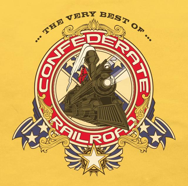 Confederate Railroad The Very Best of Confederate Railroad album cover