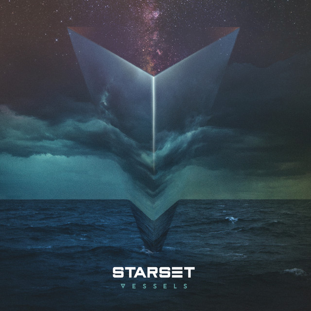 Album cover for Vessels by Starset