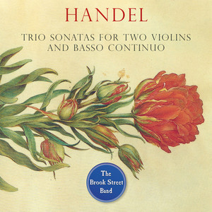 Trio Sonatas for Two Violins and Basso Continuo Albümü