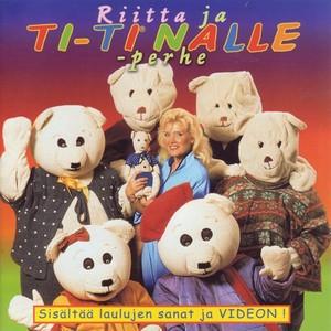 Riitta Ja Ti-Ti Nalle - Perhe Albumcover