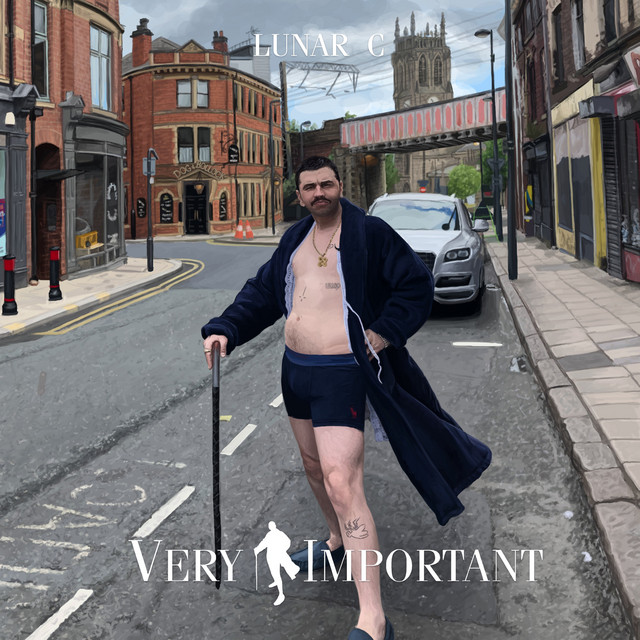 Album cover for Very Important by Lunar C