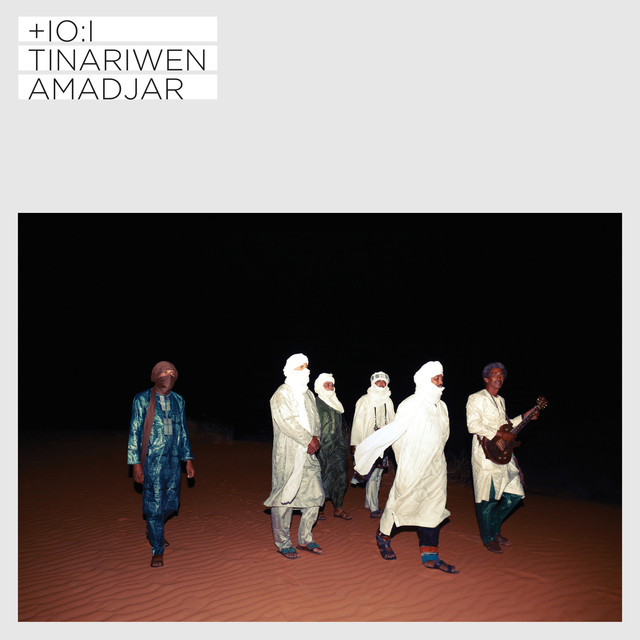 Album cover for Amadjar by Tinariwen