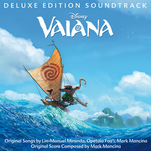 Vaiana (English Version/Original Motion Picture Soundtrack/Deluxe Edition) album