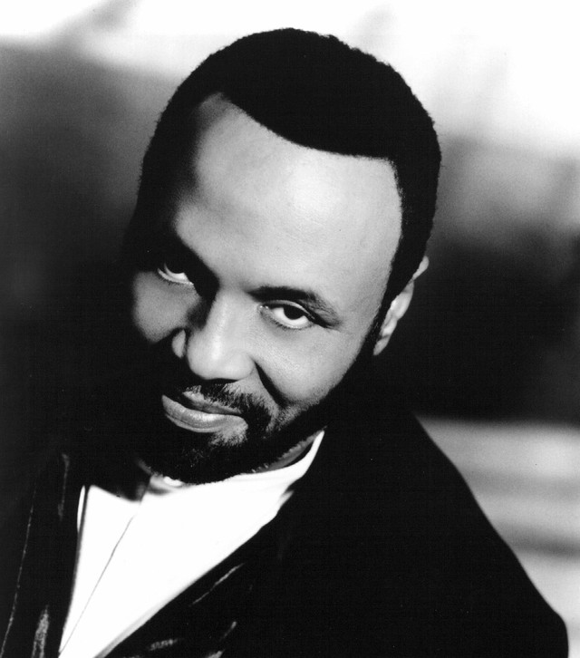 Andraé Crouch, Marvin Winans Let the Church Say Amen cover