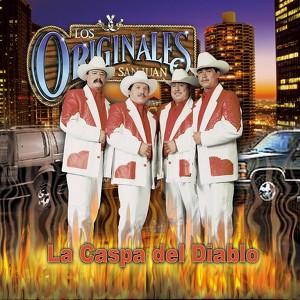 La Caspa Del Diablo-Corridos A Toda Ley Albumcover