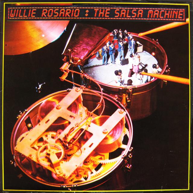 The Salsa Machine