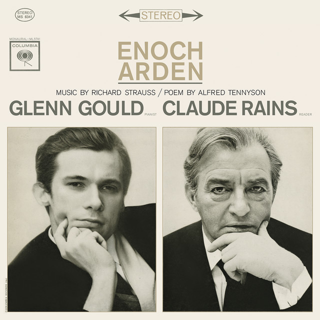 Strauss: Enoch Arden, Op. 38 - Gould Remastered Albumcover