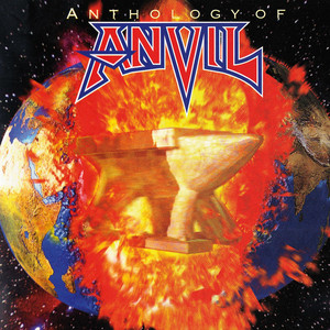 Anvil March of the Crabs cover