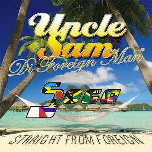 Soca Straight from Foreign Albumcover