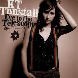 Eye To The Telescope Albumcover