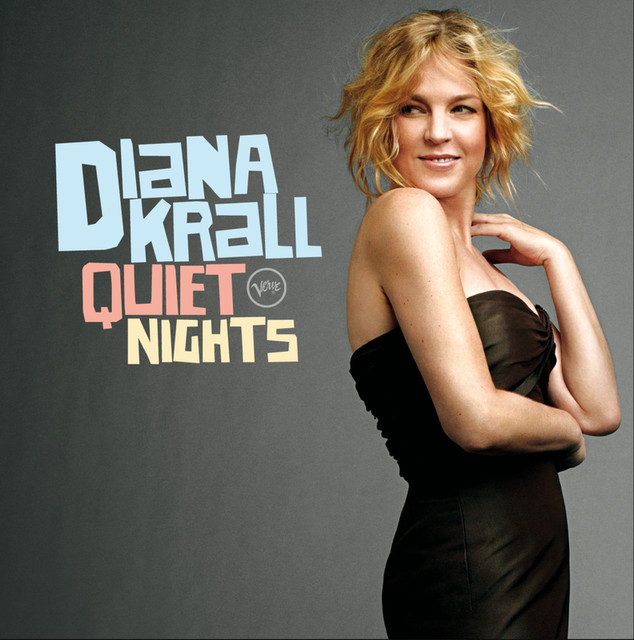 Skivomslag för Diana Krall: Quiet Nights