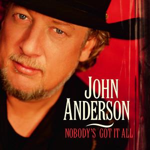 Nobody's Got It All Albumcover