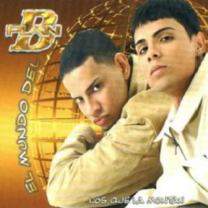 El Mundo De Plan B Albumcover