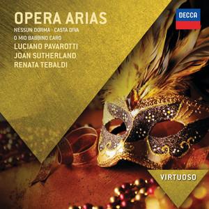Opera Arias - Nessun Dorma - Casta Diva - O Mio Babbino Caro Albümü