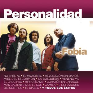 Personalidad Albumcover