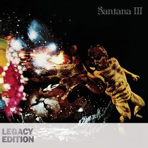 Santana III - Legacy Edition Albumcover