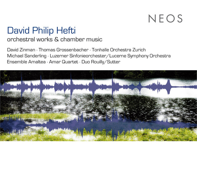 Hefti: orchestral works & chamber music