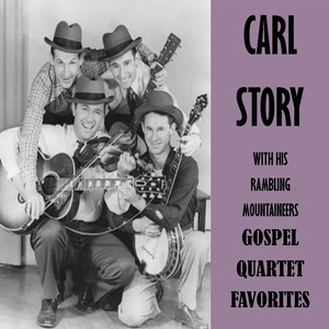 Carl Story, His Rambling Mountaineers Family Reunion cover