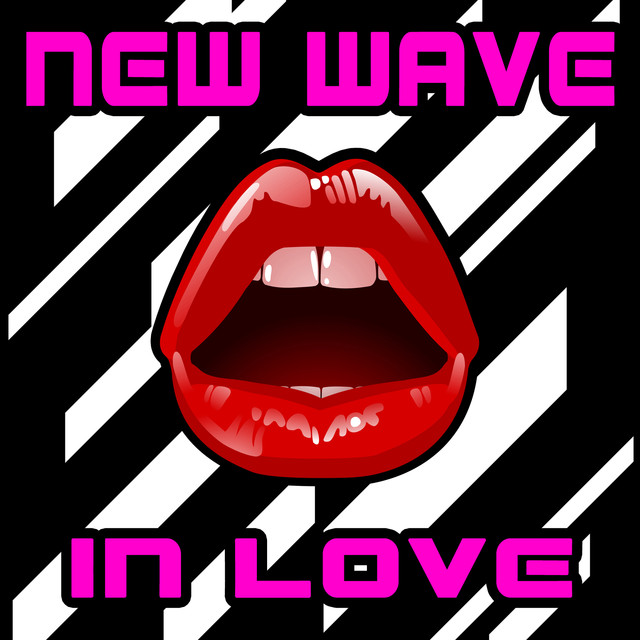 Various Artists New Wave In Love album cover